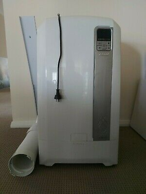 AU469 • Buy DeLonghi PAC WE120HP - Water To Air, Reverse Cycle, Portable Air Conditioner