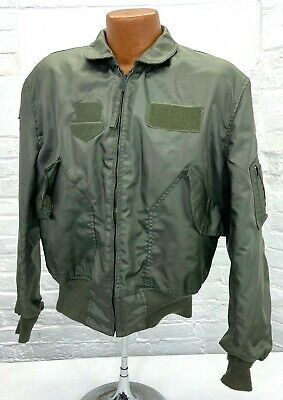$ CDN96.80 • Buy 1991 US Air Force Type CWU-36/P Pilots Summer Flight Jacket