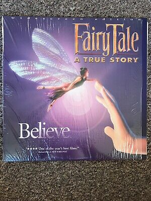 Fairytale - A True Story - Laserdisc -  Ntsc Widescreen Edition • 16.99£