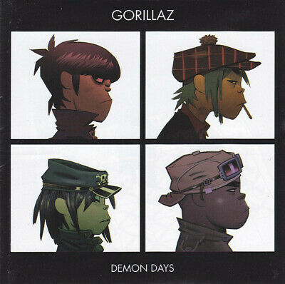 Gorillaz - Demon Days CD NEW/SEALED • 7.97£