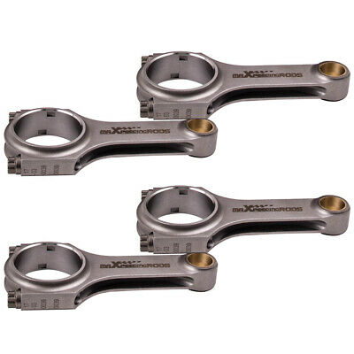 AU304.43 • Buy Connecting Rod+Bolts For Toyota Starlet GT Turbo Glanza 4EFTE 4E-FTE 1.3L 118mm