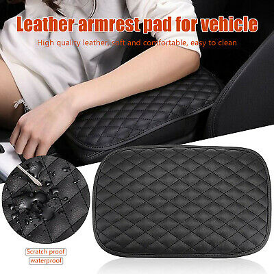 AU12.90 • Buy Car Accessories Armrest Cushion Cover Center Console Box Pad Protector Universal