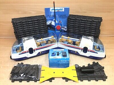 £129.99 • Buy Playmobil 4018 RC Train & Track Fully Tested Rare!