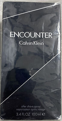 £89.89 • Buy Calvin Klein Encounter Eau De Toilette 100ml Spray **New And Sealed** (Rare)