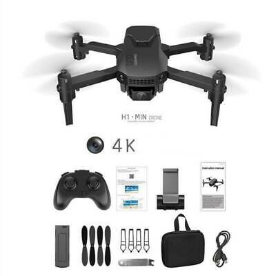 AU39.99 • Buy Mini Drone WIFI FPV With 4k HD Camera Foldable RC Quadcopter Helicopter Toy Gift