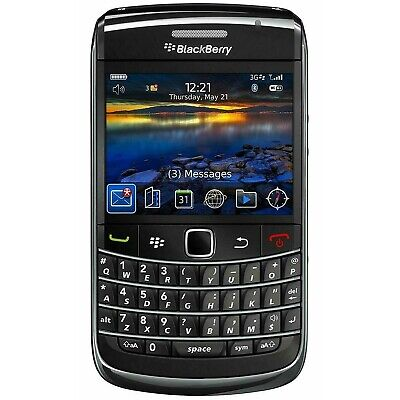 $ CDN62.48 • Buy BlackBerry Bold 9700 - Black (Unlocked) GSM 3G AT&T T-Mobile Qwerty Smartphone