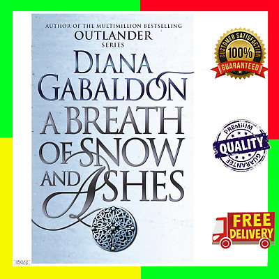 AU23.95 • Buy *NEW* A Breath Of Snow And Ashes By Diana Gabaldon (Paperback Book) AU STOCK
