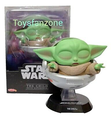 $ CDN50.26 • Buy Hot Toys Star Wars The Child With Hoverpram Version Cosbaby COSB842