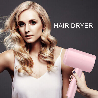 £8.82 • Buy Portable Professional Mute Hair Care Quick Dry Hair Dryer Salon Styling Tools