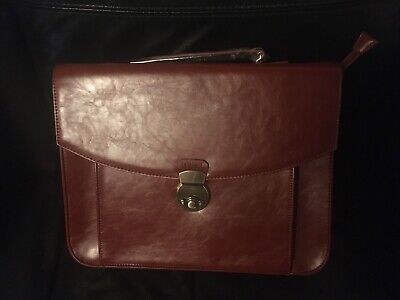 Bnwt Womens Laptop Satchel Briefcase By Ecosusi • 25£