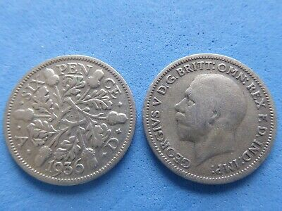 £2.20 • Buy George V Silver Sixpence 1928-1936 Choose Date At Just £2.20 Each - Uk Post Paid