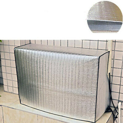AU25.74 • Buy Air Conditioner Cover Outdoor Washing Aluminum Film Double Sided Waterproof