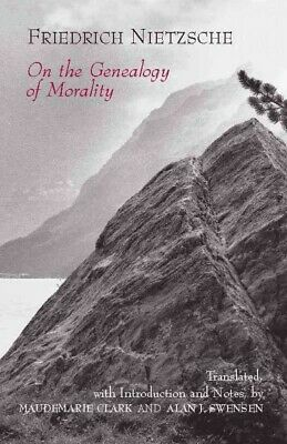 On The Genealogy Of Morality : A Polemic, Paperback By Nietzsche, Friedrich W... • 14.37£