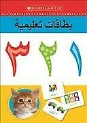 Early Learners Arabic 123 Flashcards Ind, Paperback By Scholastic Inc., Brand... • 6.21£
