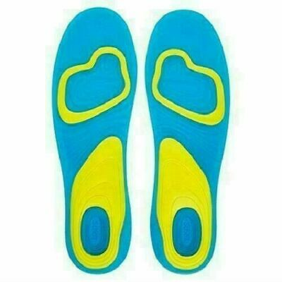 Orthotic Arch Support Active Gel Insoles Sports Comfort Shoes  • 4.89£