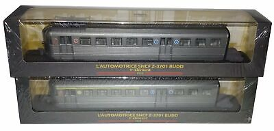 AU78 • Buy Railcar SNCF Z-3701 Budd 1&2 Set 2 Models Static H0 1/87 Atlas