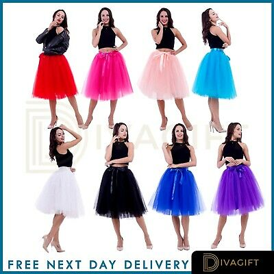 Brand New Tutu Skirt Pettiskirt For Party Show Occasions All Sizes • 3.49£
