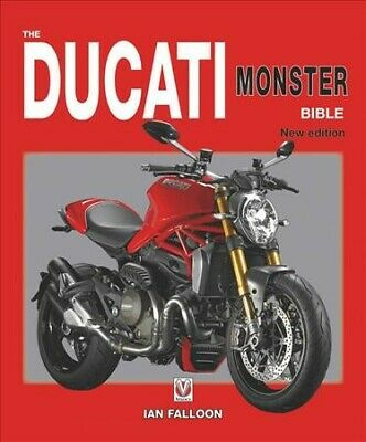 Ducati Monster Bible, Hardcover By Falloon, Ian, Like New Used, Free P&P In T... • 30.43£