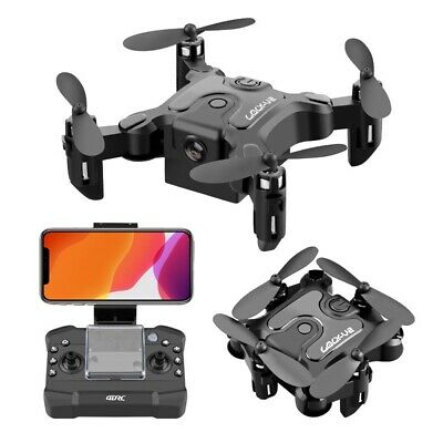 4DRC-V2 Mini Drone Selfie WIFI FPV With HD Camera Foldable Arm RC Quadcopter • 24.56£