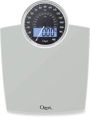 Mechanical Body Scales Bathroom Weighing Doctor Large Digital Dial Max 180Kg • 34.99£
