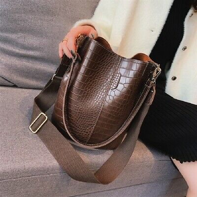 $ CDN44.11 • Buy Women Luxury Handbags Cross Body Shoulder Leather Tote Bag Messenger Satchel