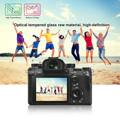 $ CDN3.49 • Buy For Sony ILCE-9/A6500/A7M2 LCD Screen Guard Protector Tempered Glass Cover A163