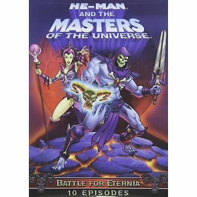 $14.88 • Buy He-Man & The Masters Of The Universe-Battle For Eternia DVD NEW
