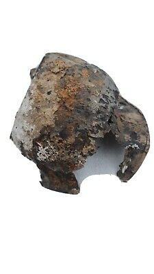 Ww1 British Tommy Helmet Relic Found On The Somme  • 20£