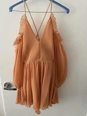 AU100 • Buy Alice McCall Playsuit Size 8