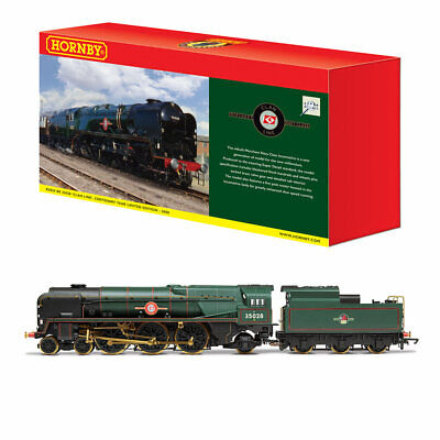 Hornby Loco R3824 BR 35028 'Clan Line', Centenary Year Limited Edition - 2000 • 219.99£