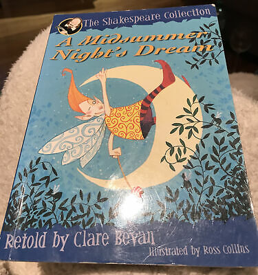 The Shakespeare Collection - A Midsummer Nights Dream Paperback  • 4£