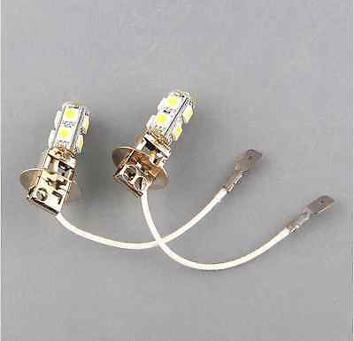 AU7.10 • Buy H3 Super White 9 SMD Xenon DC12V Bright Headlight Fog Light Lamp LED Bulbs .*