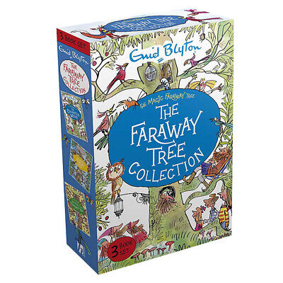 £10 • Buy The Magic Faraway Tree Collection: 3 Book Box Set (Book Collection), Books, New