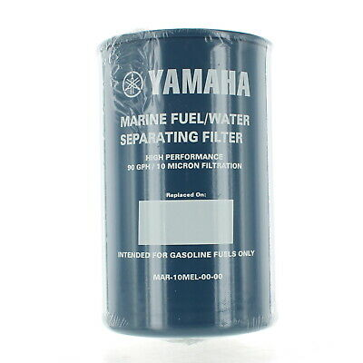 $26.94 • Buy Yamaha New OEM, Fuel/Water Separating Filter, MAR-FUELF-IL-TR MAR-10MEL-00-00