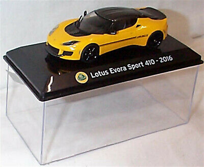 $ CDN18.85 • Buy Lotus Evora Sport 410 2016 Yellow 1-43 Scale  New In Case