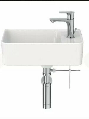 Ideal Standard Strada 2 Right Hand 1 Tap Hole Wall Hung Basin 450mm • 65£