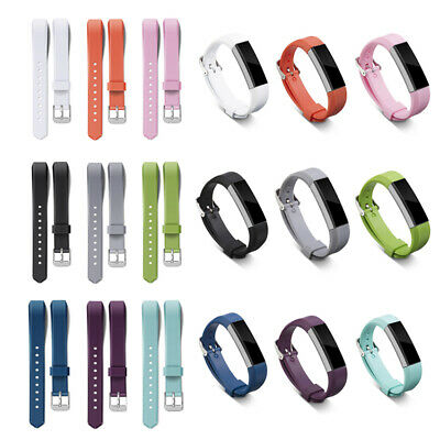 AU3.86 • Buy For Fitbit Alta / Alta HR Band Secure Strap Wristband Buckle Bracelet Fitness