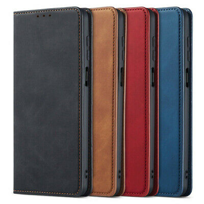 AU8.40 • Buy For Sony Xperia 5 II 1 II 10 II L4 L3 L2 Case Magnetic Leather Wallet Flip Cover
