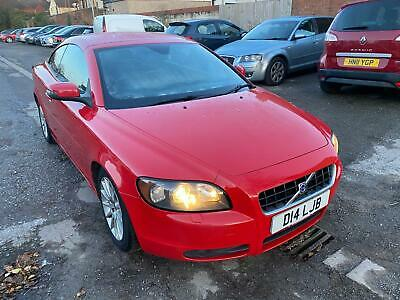 2009 Volvo C70 2.0D S 2dr CONVERTIBLE Diesel Manual • 1,995£