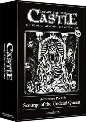 £16.03 • Buy Escape The Dark Castle Adventure Pack 2: Scourge Of The Undead Queen