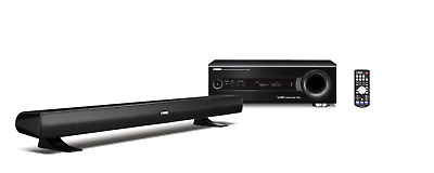 AU350 • Buy Yamaha YHT-S400 250W Bluetooth Home Theatre Package Soundbar Subwoofer - New
