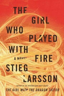 $7 • Buy Millennium Ser.: The Girl Who Played With Fire By Stieg Larsson (2009, Hardcove…