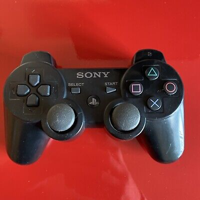 Official Sony PS3 DualShock 3 SIXAXIS Wireless Controller - Working - • 13£
