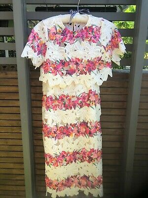 AU20 • Buy ASOS BEAUTIFUL FLORAL MATERNITY DRESS, SZ 8 AUS, In Great Condition.