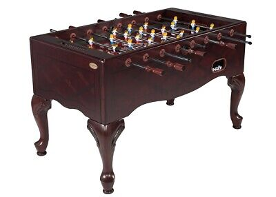 $799.99 • Buy Furniture Style Foosball Soccer Table~queen Anne Leg~mahogany~game Room~man Cave