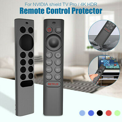 AU10.99 • Buy Silicone Protective Case Cover For NVIDIA Shield TV Pro/4K HDR Remote Control