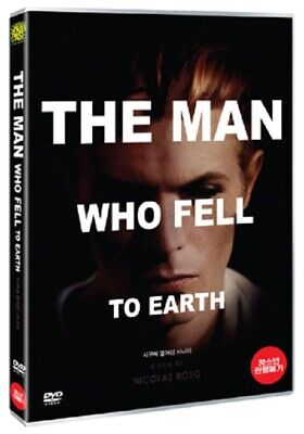[DVD] The Man Who Fell To Earth (1976) David Bowie • 7.11£