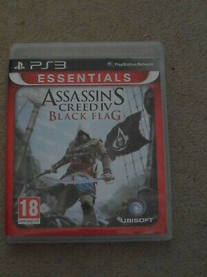 Assassin's Creed IV Black Flag - PS3 • 2£