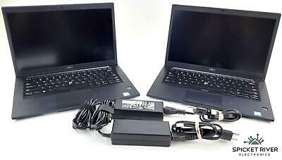 $ CDN1138.95 • Buy Lot Of 2 - Dell Latitude 7490 Quad I7-8650U 1.90GHz 250GB SSD 8GB RAM Warranty