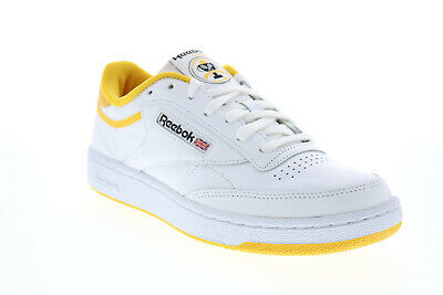 AU108.99 • Buy Reebok Club C 85 FX4766 Mens White Leather Lifestyle Sneakers Shoes